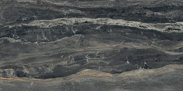 Breccia Noir Polished Rectified 12X24 (1100536)