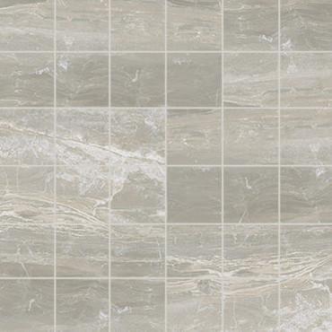 Breccia Silver Matte Mosaic 2X2 (1100550)