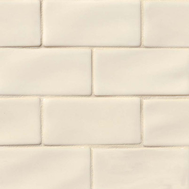 Highland Park Antique White Subway Tile 3x6 (SMOT-PT-AW36)