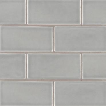 Highland Park Morning Fog Subway Tile 3x6 (SMOT-PT-MOFOG36)