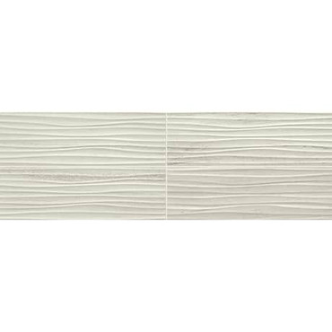 Articulo Editorial White 6x18 Wave Wall Tile (AR06618WAV1P2)