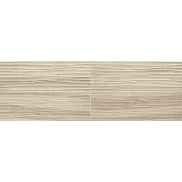 Articulo Feature Beige 6x18 Wave Wall Tile (AR07618WAV1P2)