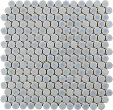 Light Blue Penny Rounds 12 3/8 X 11 1/2 (ADPB700)