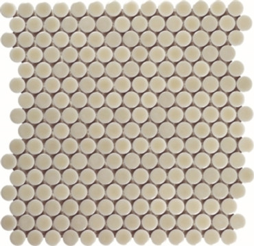 Light Sandstone Penny Rounds 12 3/8 X 11 1/2 (ADPSS700)