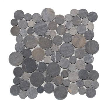 Dark Grey Orbitals 12x12