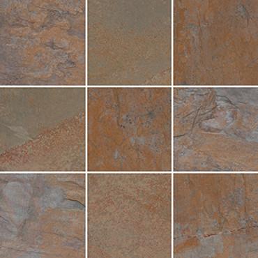 Slate Multicolor 4X4 Mosaic (31211230Y1)