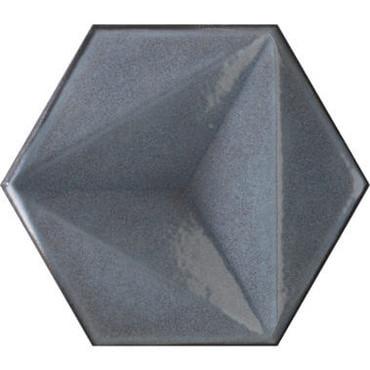 Grigio Hexagon 6x7 (CHGOHEX)