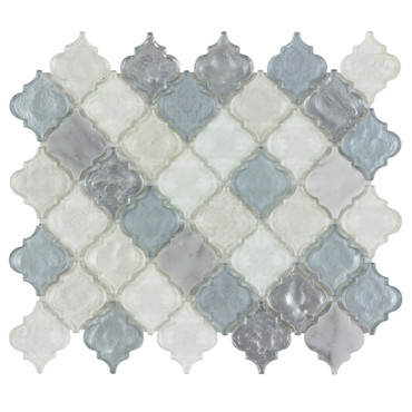 Chic Persian Arabesque 12x12 Mosaic (ANTHCHPA)