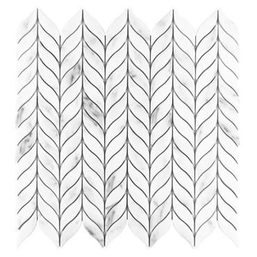 Fabrique & Nature Carrara Willow 12x12 (ANTHFACRW)