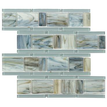 Glassique Interlude Lagoon Mosaic (ANTHGLIL)