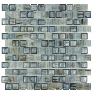 Glassique Rhapsody Lagoon Offset Mosaic (ANTHGLRL)