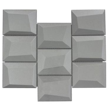 Monet Magic Foggy Blocks 3x4 Mosaic (ANTHMMFBL)