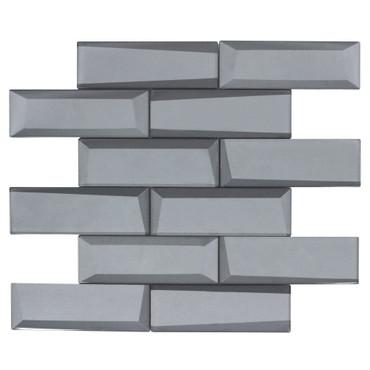 Monet Magic Foggy Bricks 2x6 Mosaic (ANTHMMFBR)