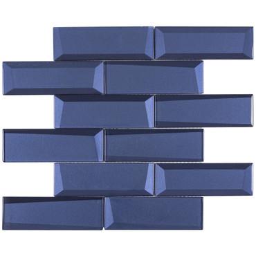 Monet Magic Marina Bricks 2x6 Mosaic (ANTHMMMBR)