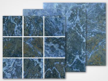Abyss Series - Port Royal Porcelain Mosaic 2x2 (AY-220)