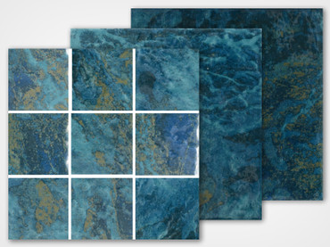 Abyss Series - Atlantis Porcelain Mosaic 2x2 (AY-221)