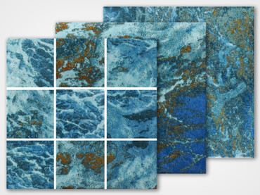 Abyss Series - Thonis Porcelain Mosaic 2x2 (AY-222)