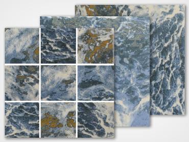 Abyss Series - Alexandria Porcelain Mosaic 2x2 (AY-223)