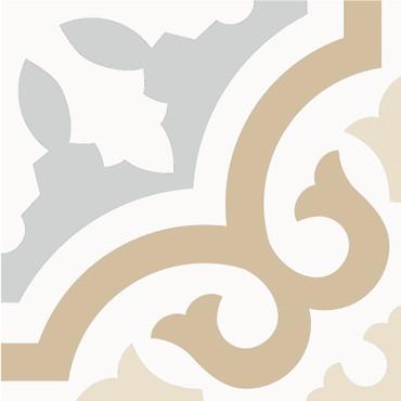 Casablanca Fond Field Tile 8x8 (CAHYD006-88)