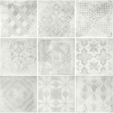 Motif Monet 8x8 Ceramic Tile (DF208)