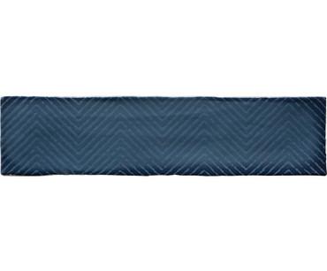 Highland Blue Ceramic Glossy Wall Tile 3x12 (23662)