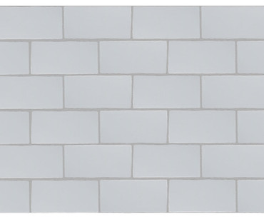 Maritime Clearwater White Glossy Wall Tile 3x6 (MACL36G)