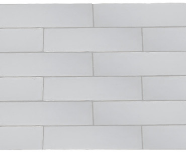 Maritime Clearwater White Glossy Wall Tile 3x12 (MACL312G)