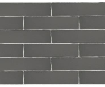Maritime Montauk Grey Glossy Wall Tile 3x12 (MAMG312G)