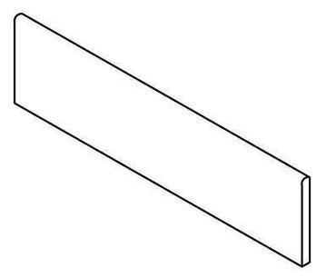 Nova Bone Polished Bullnose 4x24 (ZZ6388ASHF100)