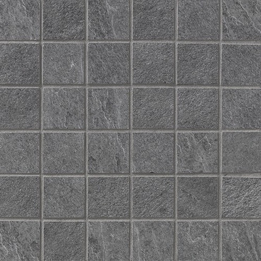 Waterfall Gray Mosaic 2x2 on a 12x12 Sheet (ALGCWF15)