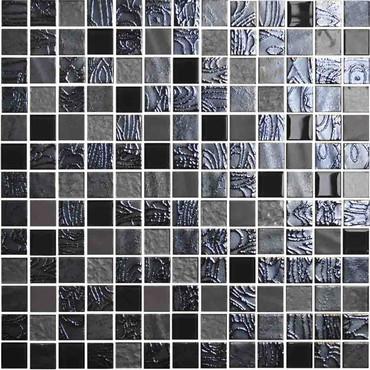 Onix Mystic Islande Mosaic 1x1 on 12x12 Sheet (202528)