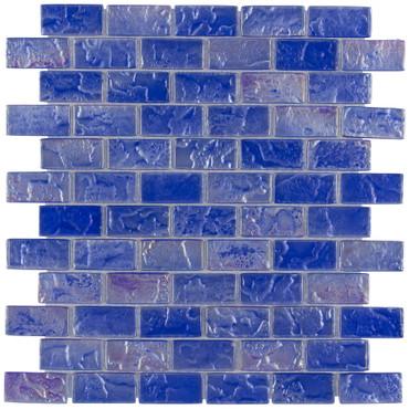 Splash Adriatic Seas 1x2 Brick Mosaic (ANTHSPAS)