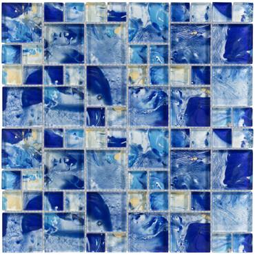 Splash Island Gulf Mixed Mosaic (ANTHSPIG)