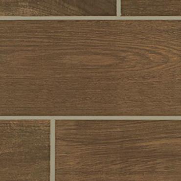 Emblem Brown Ceramic Floor Tile 7x20 (EM047201P2)