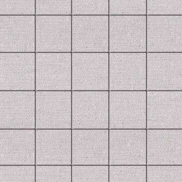 Symmetry Moon Glow Linen Porcelain Mosaic 2x2 (MTG12MO105)