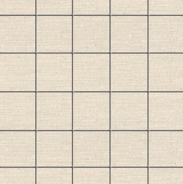 Symmetry Sunrise Linen Porcelain Mosaic 2x2 (MTG12MO108)