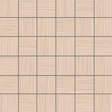 Loom Wool Porcelain Mosaic 2x2 (MTG12MO134)