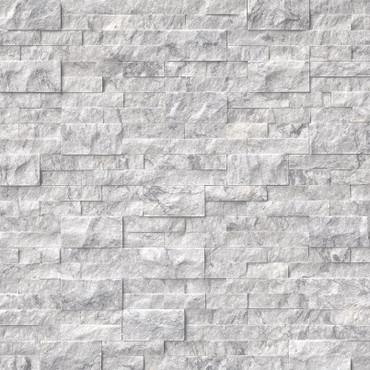 Ledger Panel Arabescato Carrara Splitface Panel 6x24 (LPNLMARACAR624)