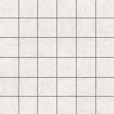 Marmorea Bianco Gioia Matte Mosaic 2x2 (FIBG22)