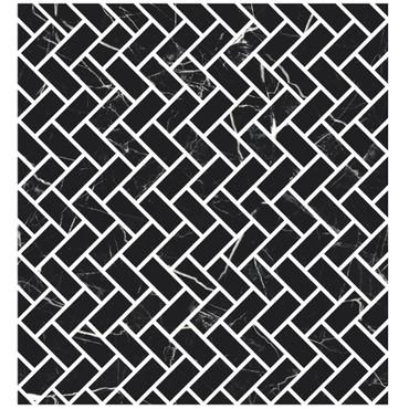 Marmorea Port Laurent Polished Lisca Mosaic (FIPLL)