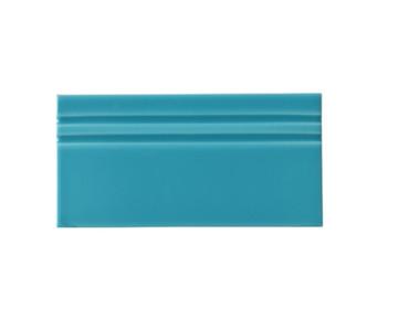 Riviera Altea Blue Base Board 4x8 (Glazed Top Edge) (ADRAL809)