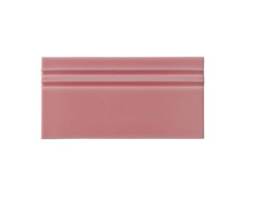 Riviera Malvarrosa Base Board 4x8 (Glazed Top Edge) (ADRMA809)