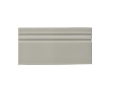 Riviera Mundaka Gray Base Board 4x8 (Glazed Top Edge) (ADRMU809)