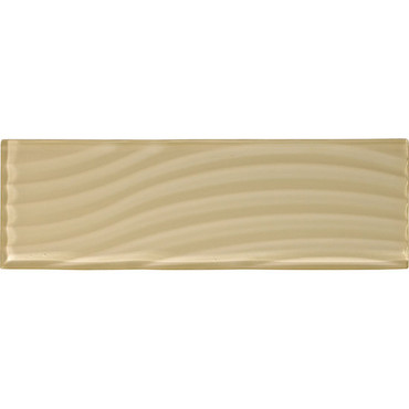 Color Appeal Abstracts Cloud Cream 4x12 (C104412W1P)