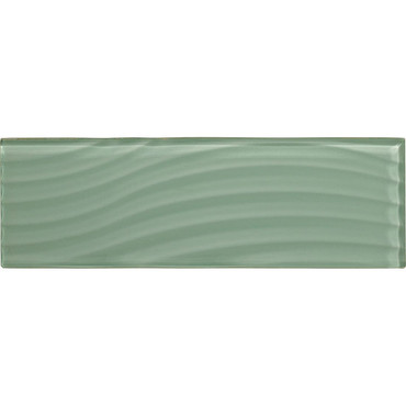 Color Appeal Abstracts Vintage Mint 4x12 (C107412W1P)