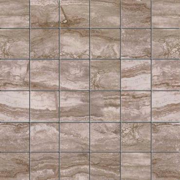 Pietra Bernini Camo Matte 2x2 Mosaic (NBERCAM2X2-N)