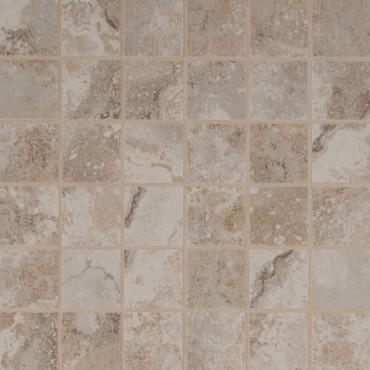 Napa Beige Matte Mosaic 2x2 (NNAPBEI2X2)
