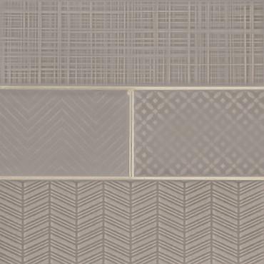 Urbano Warm Concrete 3D Mix 4x12 (NURBWARCONMIX4X12)