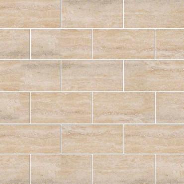 Veneto Sand Polished Mosaic 2x4 (NVENSAN2X4P-N)
