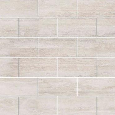 Veneto White Polished Mosaic 2x4 (NVENWHI2X4P-N)
